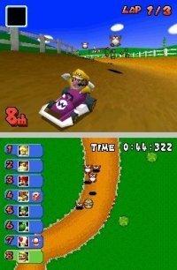Las novedades del Mario Kart DS