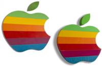 Aviso a coleccionistas: se subastan los carteles originales de las oficinas de Apple en Cupertino