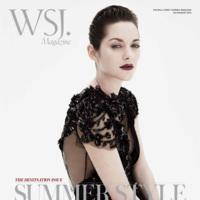 Elegancia: Marion Cotillard en WSJ y Miranda Kerr en Harper's Bazaar