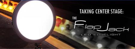 Fotodiox FlapJacks C-200R y C-300R, LEDs circulares para fotografía y vídeo