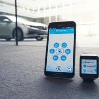 Un smartwatch es todo lo que necesitarás para localizar, abrir y arrancar un Hyundai