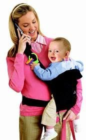 Mochila para bebés Hip Hammock