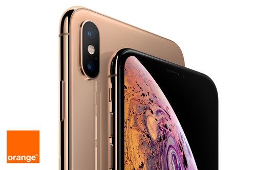 Precios iPhone XS y iPhone XS Max con tarifas Orange