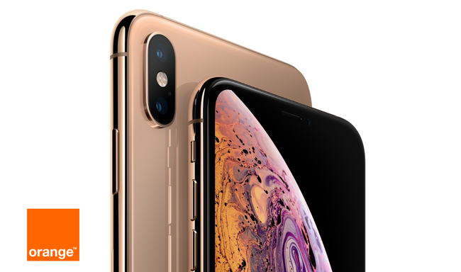 Precios iPhone XS y iPhone XS Max con tarifas Orange