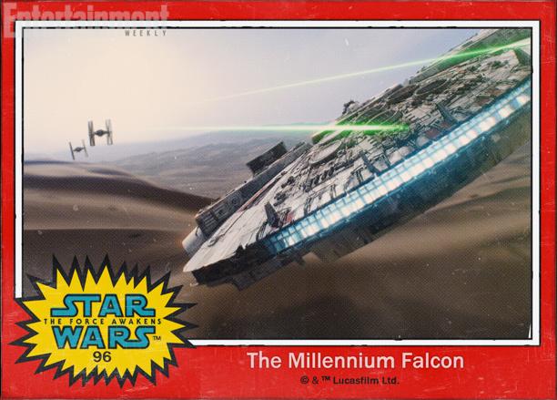 Foto de 'Star Wars: El despertar de la fuerza', imágenes oficiales en forma de cromos (8/8)