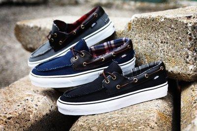 Las Vans más clásicas para este otoño: 'Zapatos del barco'