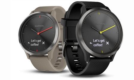 MiElectro tiene de nuevo el elegante reloj deportivo Garmin Vivomove HR por sólo 139 euros