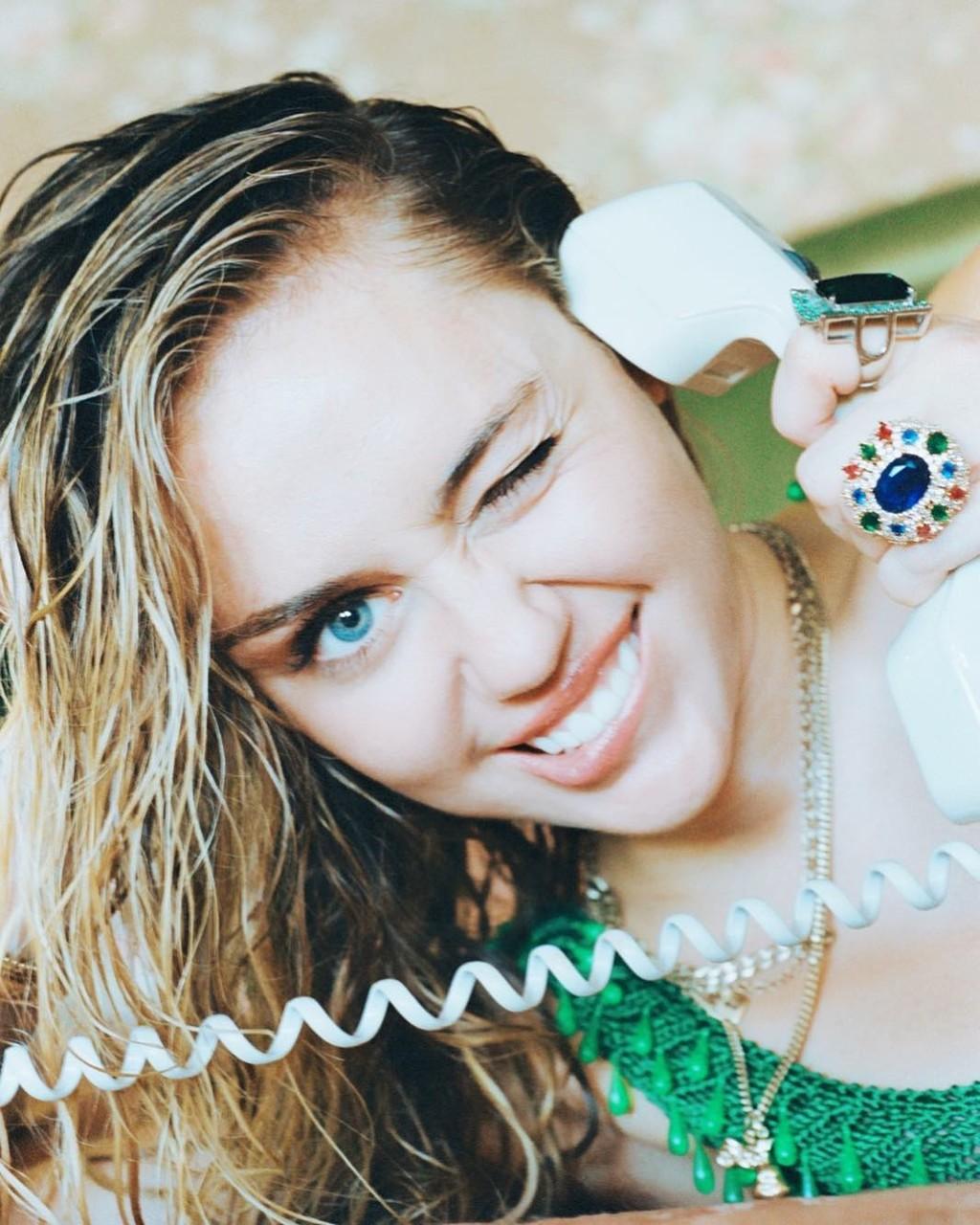 Llegó el dia en el que Miley Cyrus volvió a convertirse en Hannah Montana