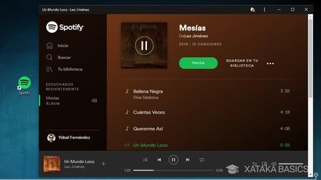 Spotify Pwa