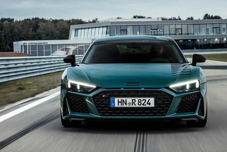 Audi R8 Green Hell Edition Mexico 3