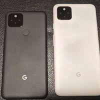 Filtradas las especificaciones de los Google Pixel 4a 5G y Pixel 5