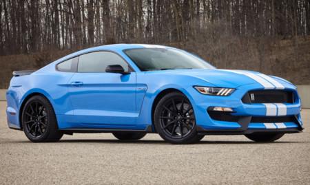 """El 2017 Shelby Mustang GT350 estrena un paquete """"Track"""" de serie"""