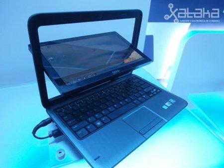 Dell Inspiron Duo - Prueba en CES 2011