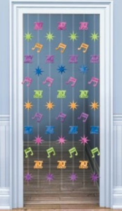 Decora tu casa para ver el festival de eurovisi n diez ideas for Cortinas para pasillos