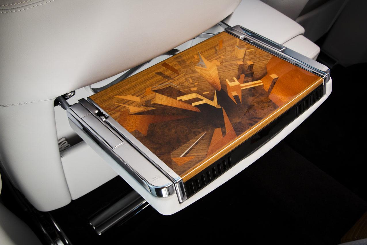 Foto de Rolls-Royce Phantom Metropolitan Collection (10/17)