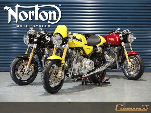 Foto de Norton Comando 961 SE, Cafe Racer y Sport (1/13)