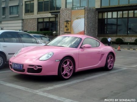 Porsche Gayman