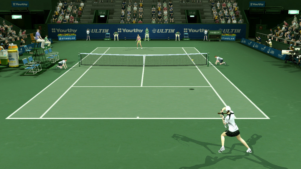 Foto de Smash Court Tennis 3 - Xbox 360 (4/6)