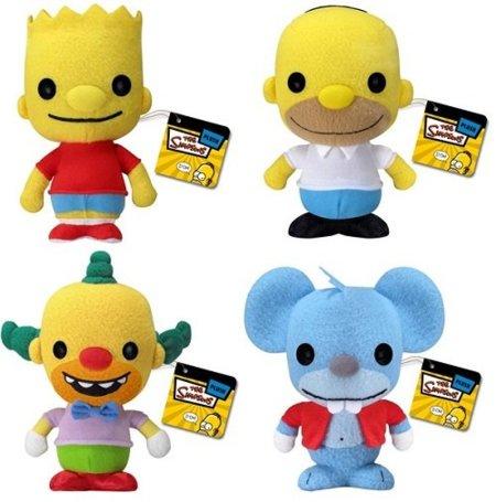 Peluches Funko de Los Simpson