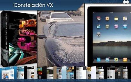 Conociendo Adobe CS5, imágenes del nuevo iPhone y el Jaguar XJ220 abandonado. Constelacion VX (II)