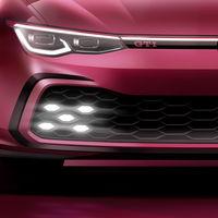 El nuevo Golf GTI se va a parecer mucho a estos bocetos publicados por Volkswagen