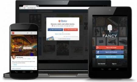 Google+ ataca a Facebook Connect con su propio botón para iniciar sesión en webs y aplicaciones