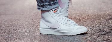 Tus zapatillas Nike Blazer Mid '77 preferidas, ahora rebajadas un 20% para empezar septiembre con buen pie