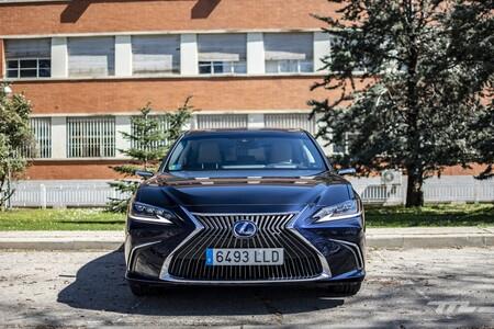 Lexus Es 300h 2021 Prueba 012