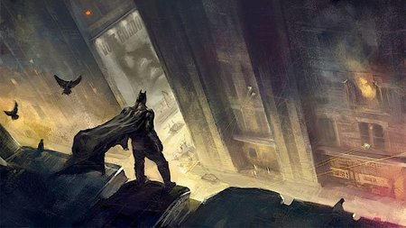 'Batman: Arkham City': el Murciélago sale de patrulla en nuevas imágenes