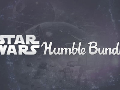 Que la fuerza los acompañe, Humble Bundle lanza un nuevo paquete de Star Wars