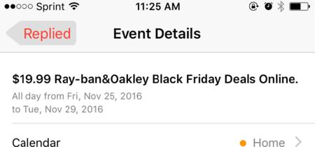 Apple se disculpa por el SPAM que apareció recientemente en el calendario de iCloud