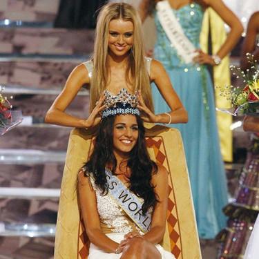 Kaiane Aldorino, Miss Gibraltar, coronada Miss Mundo 2009
