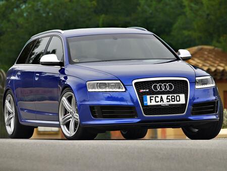 Audi RS6 Avant V10