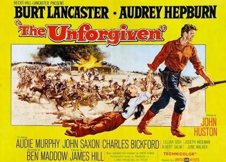 Western: 'Los que no perdonan' de John Huston