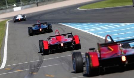 La segunda temporada de la Fórmula E calienta motores... eléctricos