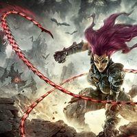 Furia resuelve puzles a base de fuego, tajos y algún latigazo en el nuevo gameplay de DarkSiders III