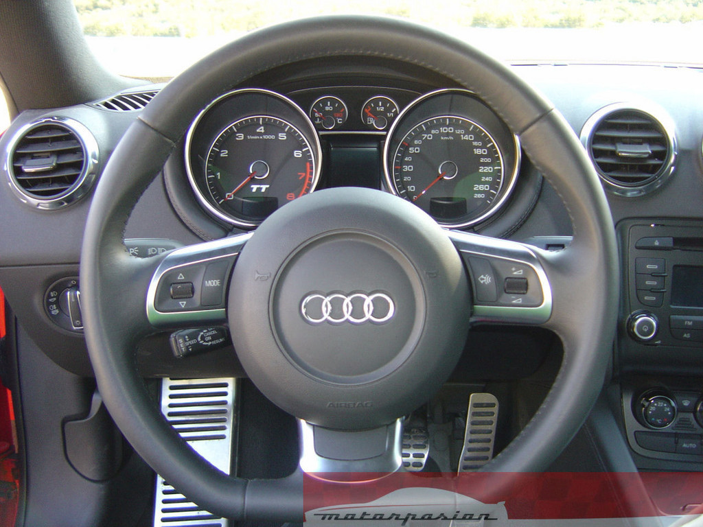 Foto de Audi TT Coupé (12/19)