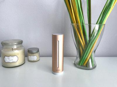 Este dispositivo mide la calidad del aire y te dice cuándo debes ventilar la habitación: probamos el Netatmo Healthy Home Coach