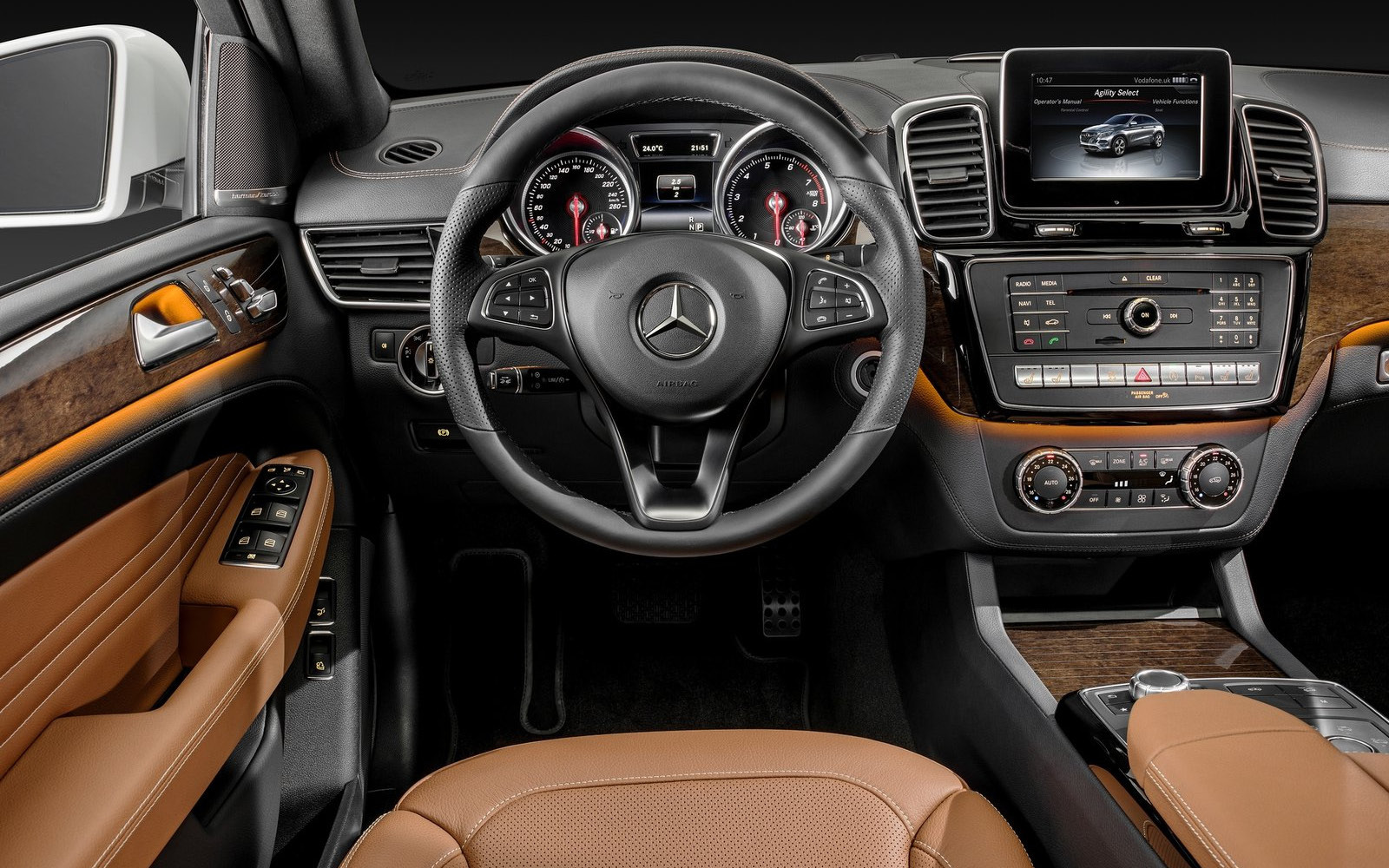 Foto de Mercedes-Benz GLE Coupé (29/31)