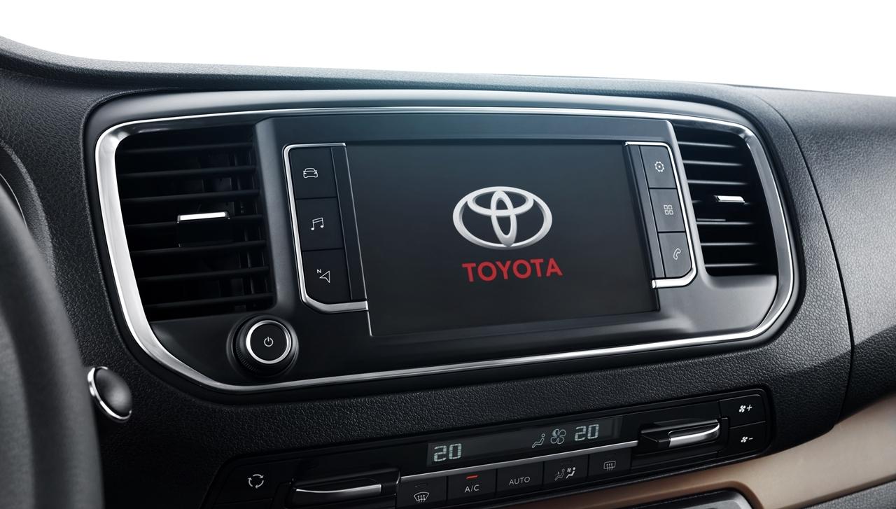 Foto de Toyota Proace Verso (10/14)