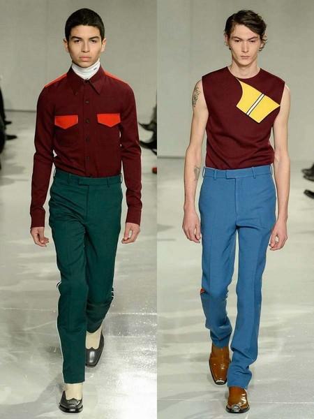Raf Simons Calvin Klein New York Debut 2