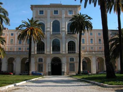 Palacios privados en Roma: Palazzo Corsini