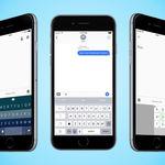 Cinco teclados alternativos para escribir en el móvil con una sola mano
