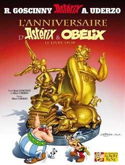 Las bodas de oro de Astérix y Obélix