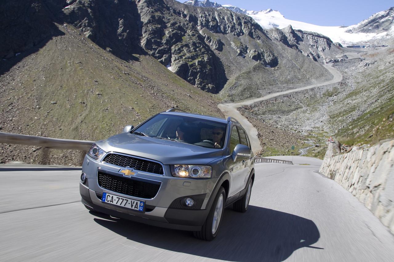 Foto de Chevrolet Captiva 2011 (35/62)