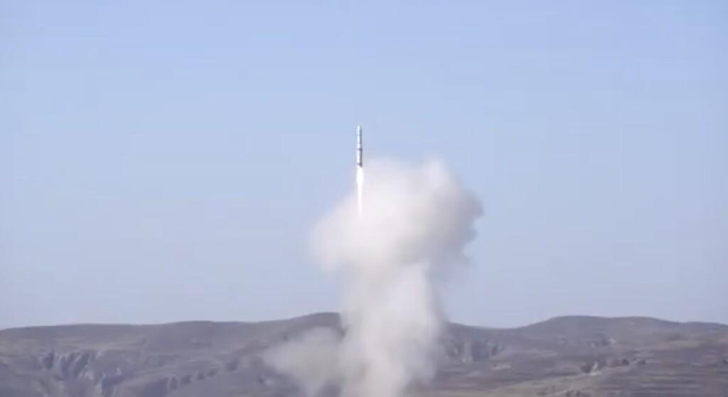 China dice haber puesto en órbita el