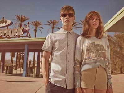Años 90, California... ¿Que tendrá el nuevo catálogo de  Pull & Bear Primavera-Verano 2014 que tanto gusta?