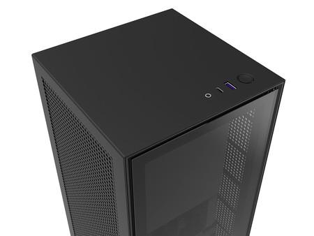 Si buscas caja para tu HTPC, NZXT ha puesto a la venta la H1, un modelo en formato torre que pasará desapercibido en tu salón