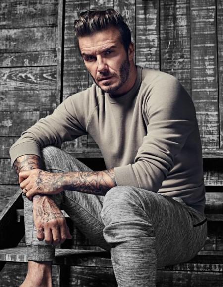 David Beckham regresa a H&M con una nueva colección Bodywear para la primavera