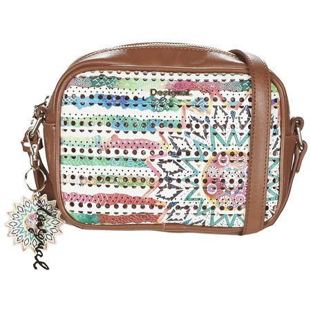 Por sólo 24,95 euros podemos hacernos con el bolso  bandolera Desigual   Charlotte en Amazon